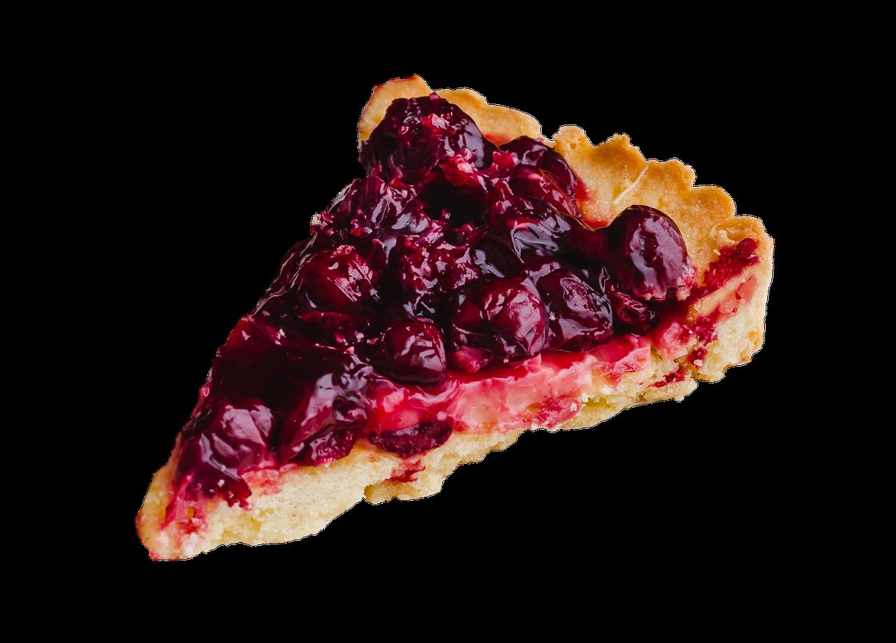 Saftiger Kirschkuchen auch für Diabetiker geeignet