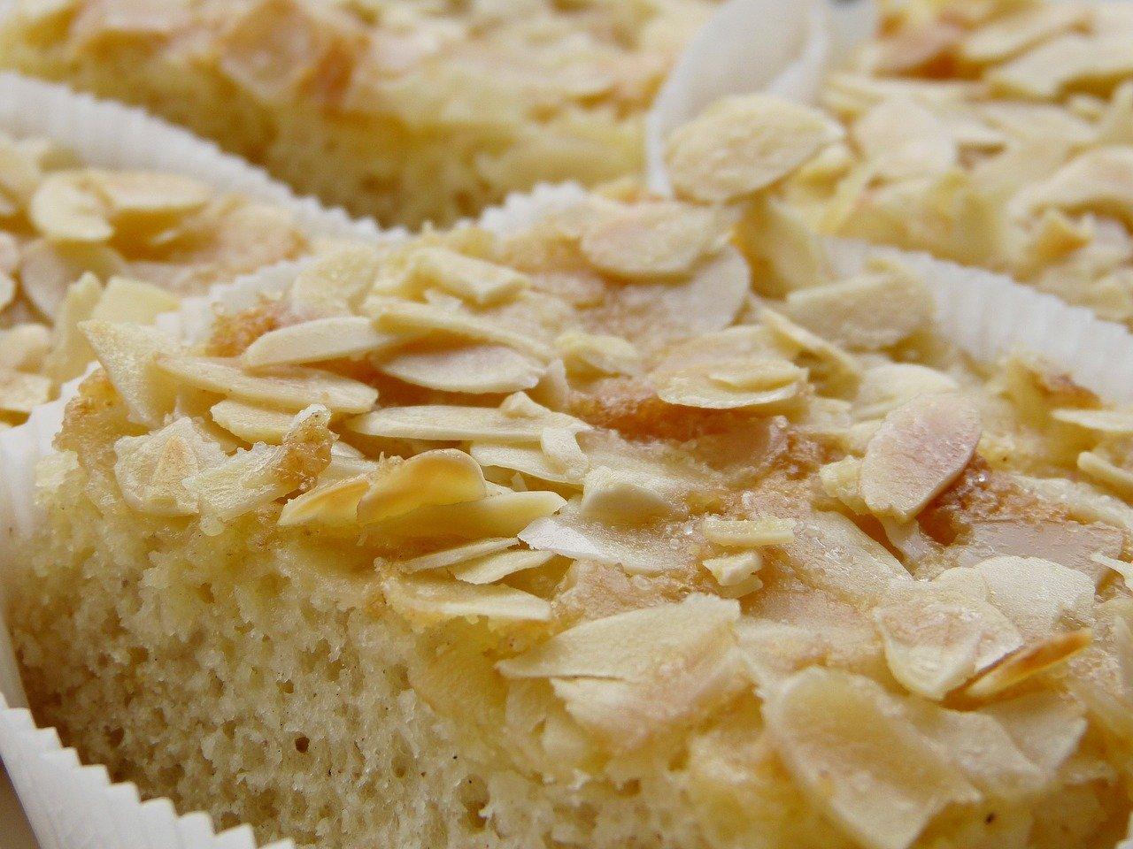 Rührteig mit mandeln selber machen